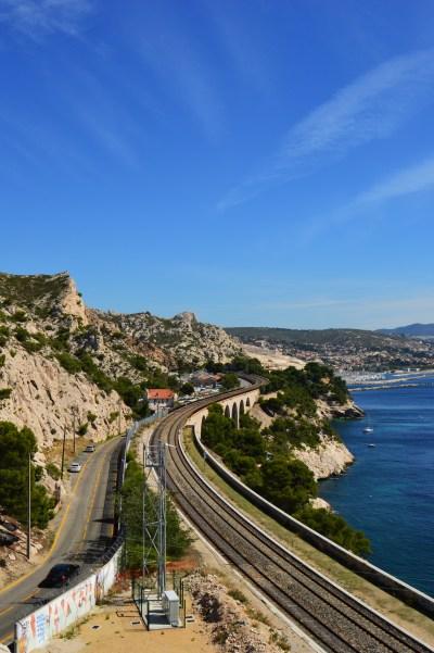 Marseille dinspre sud