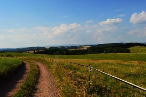 La vale, Cehia
