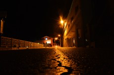 Drum de noapte - Franta