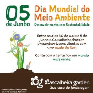 dia-mundial-do-meio-ambiente - Cascalheira Garden - Jardinagem e Paisagismo Camaçari