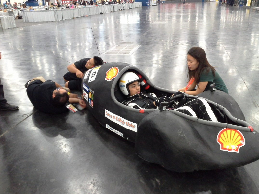 Citrus College Cape OWLS Selected for Shell Eco-Marathon Challenge | |  California School News Report