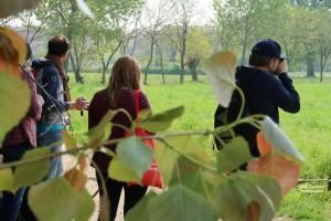 """16 aprile: """"Con Canon Italia al Parco delle Cave"""" – Le Immagini"""