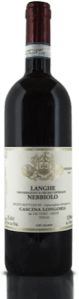 Nebiolo delle Langhe Italian Wine Cascina Longoria
