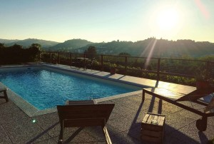 Farmhouse with pool Cascina logoria