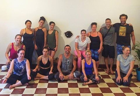 Group Yoga Event Guest Teacher