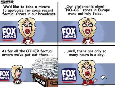 Fox's hasty apology