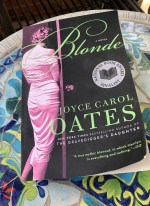 Blonde, by Joyce Carol Oates