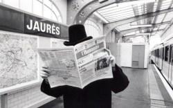 Metropolisson Jaurès Station