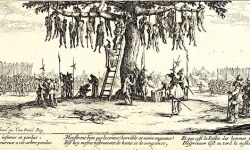 Plate 11, The Hanging