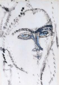 Portrait of Kiki by Modigliani, TBM