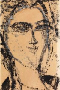 Portrait of Kiki by Modigliani, PC