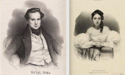 Victor Hugo and Juliette Drouet