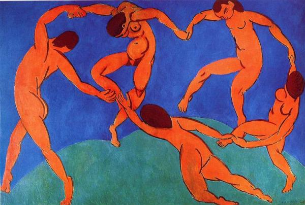 Dance II by Henri Matisse