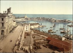 Photo of Algiers Harbor