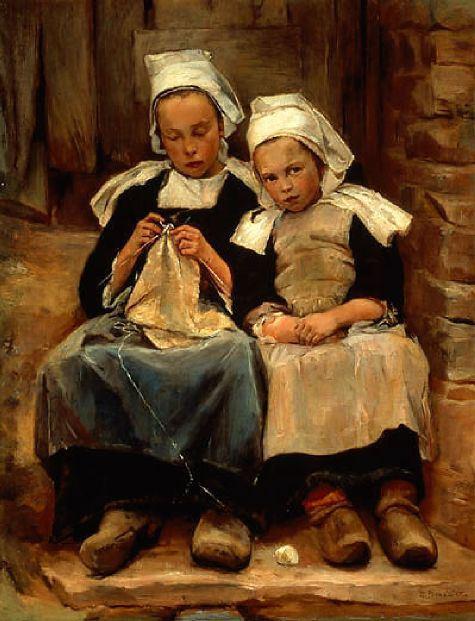 Brittany Children