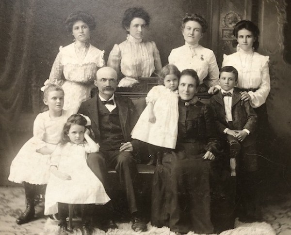 Neubrecht Family Photo