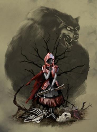 Little Red Riding Hood, Madden