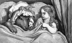 Little Red Riding Hood, Doré