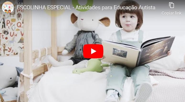 escolinha especial para crianças autistas