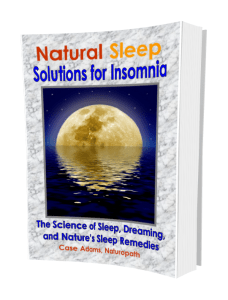 insomnia remedies book