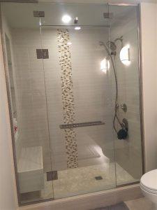 Custom Tiled Shower Dartmouth Case Design Remodeling Halifax