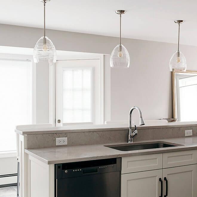 new contemporary kitchen Case Design Halifax