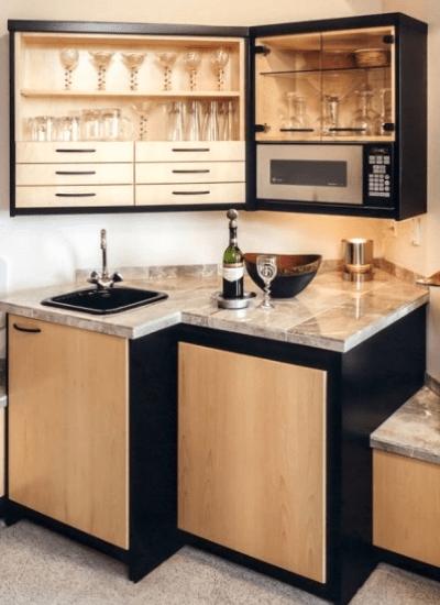 Fine Wood Cabinets