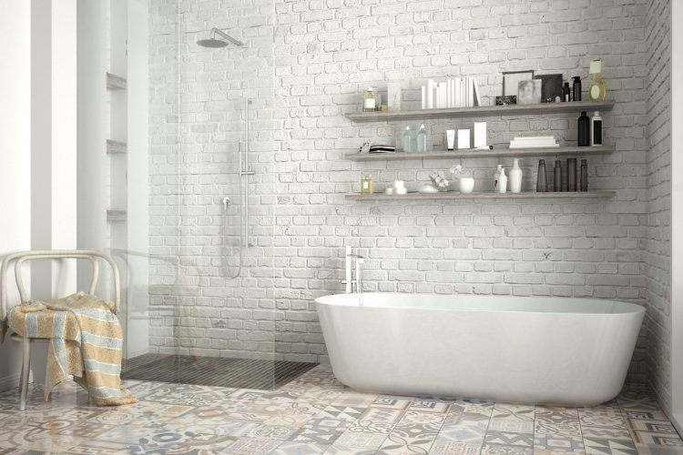 Best Tiles for Small Bathroom
