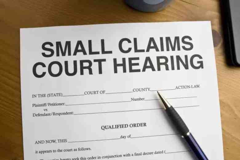 Missouri small claims court