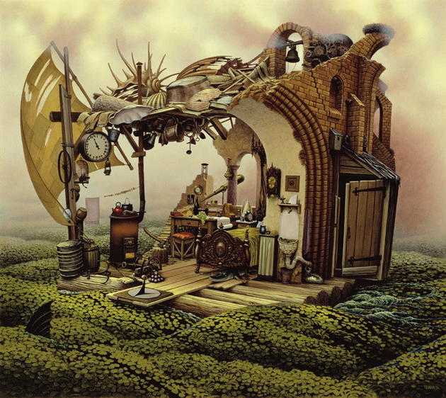 Yerkaland-surreal-paintings-of-Jacek-Yerka-10