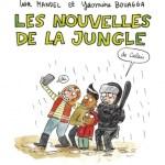 Les nouvelles de la jungle de Calais par Lisa Mandel et Yasmine Bouagga (Casterman)