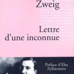 Lettre d'une inconnue – Stefan Zweig