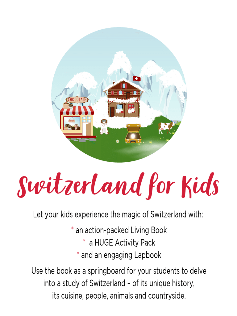 Switzerland for Kids - CASE OF ADVENTURE .com