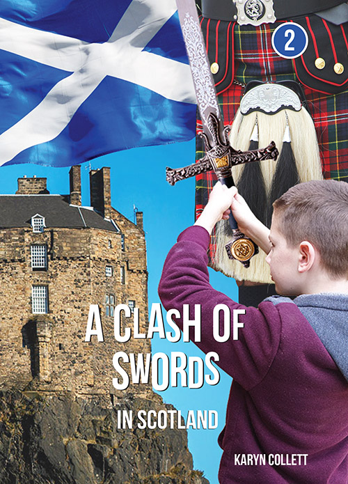 A Clash of Swords in Scotland - CASE OF ADVENTURE