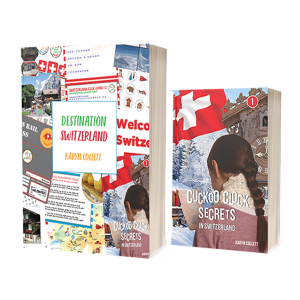 Destination Switzerland - Case of Adventure .com