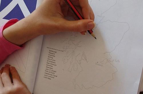 Destination Scotland - Case of Adventure