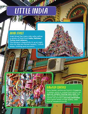 Singapore Adventure: Kids Activity Book - Case of Adventure .com