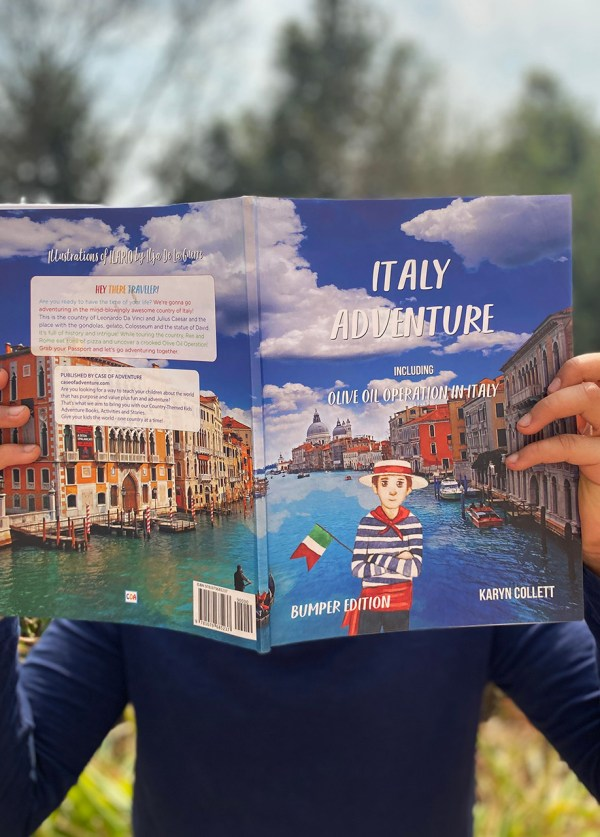 Italy Adventure from Case of Adventure