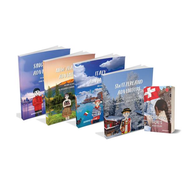 4 Adventures! Case of Adventure .com