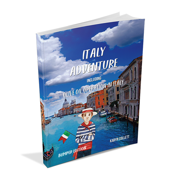 Italy Adventure - Case of Adventure .com
