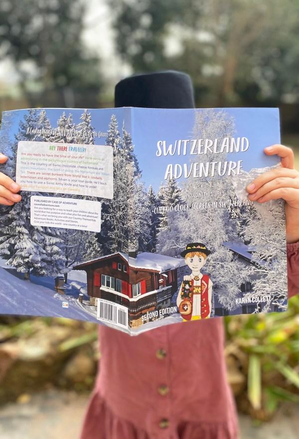 Switzerland Adventure from Case of Adventure