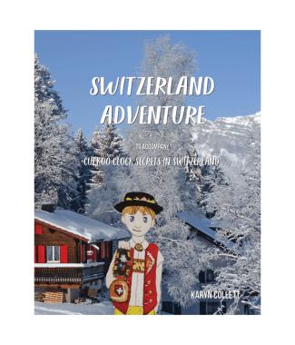 Switzerland Adventure Digital Product from Case of Adventure .com
