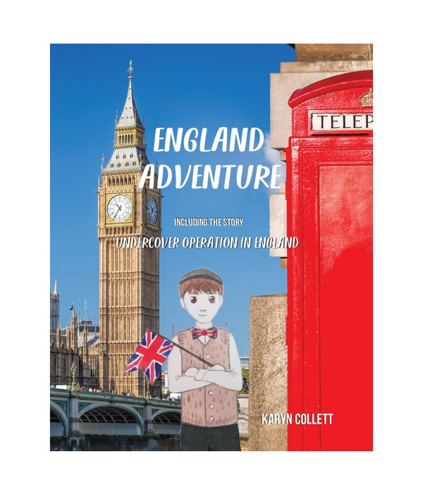 England Adventure from Case of Adventure .com