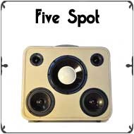 Five-Spot-Border