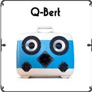 Q-Bert-Border
