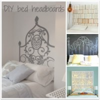 Testiera del letto fai da te * DIY bed headboard