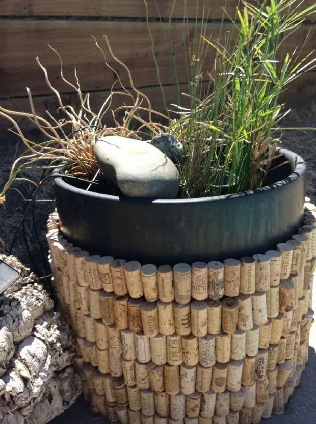 Idei de reciclare creative cu dopuri din pluta pentru casa