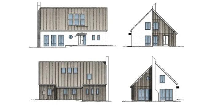 Case in stil scandinav foarte practice