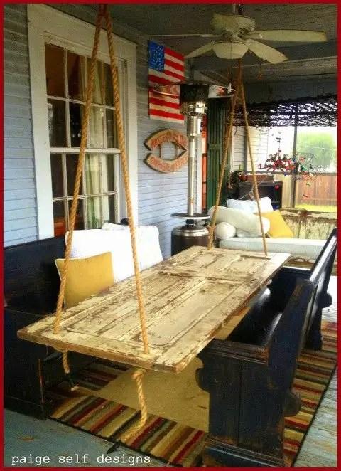 Cum folosesti usile si ferestrele vechi in casa