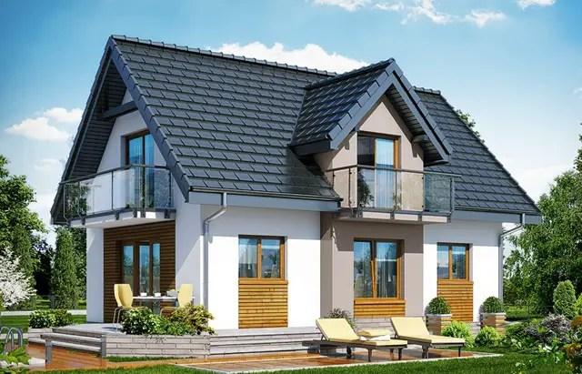 proiecte de case mici cu mansarda locuinte de vis fara